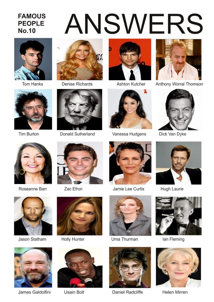 pub-quiz-picture-round-famous-people-10-answers